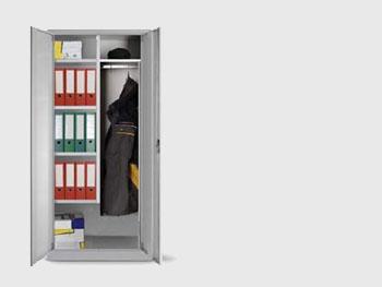 Rūbų - dokumentų spintos | SZ-0012C